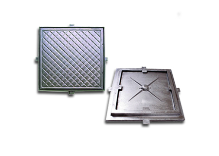 Tampões de cisterna com dupla vedação em alumínio na COFERSED