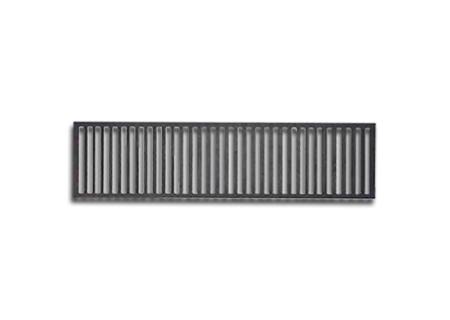 Grelha de Ferro Fundido Reforçada de 1 x 0,25 na COFERSED