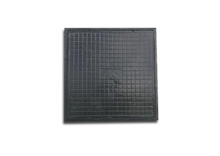 Tampão quadrado de 50x50 em ferro fundido na COFERSED